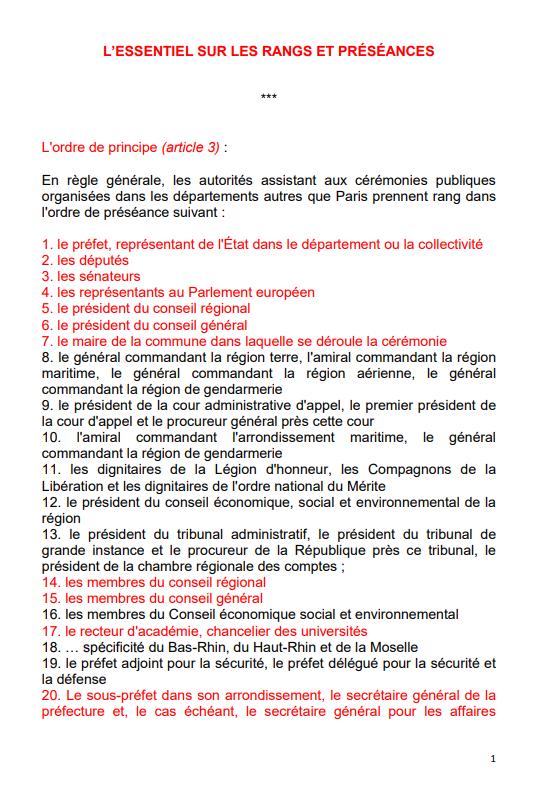 Extraits du décret 13-09-89