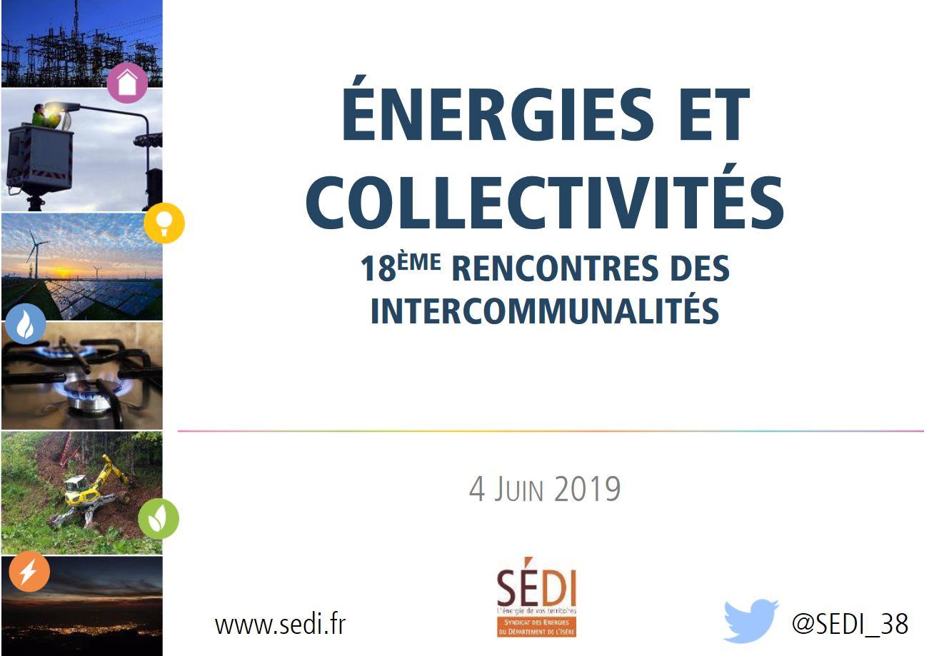 Energies et collectivités
